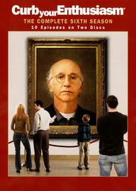 Curb Your Enthusiasm - The Complete 6th Season (2 Disc Set) on DVD