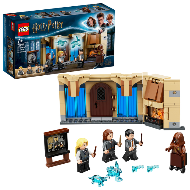 LEGO Harry Potter: Hogwarts Room of Requirement - (75966)
