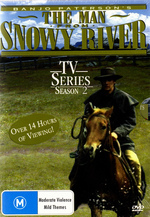 Man From Snowy River TV Series - Season 2 (4 Discs) on DVD