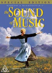 Sound Of Music - Special Edition on DVD