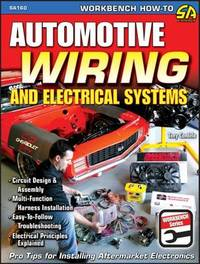 Automotive Wiring and Electrical Systems by Tony Candela image