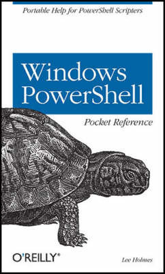 windows powershell pocket reference portable help for powershell scripters