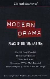 Modern Drama: Plays of the '80s and '90s by Caryl Churchill