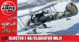 Airfix Gloster Gladiator Mk.II