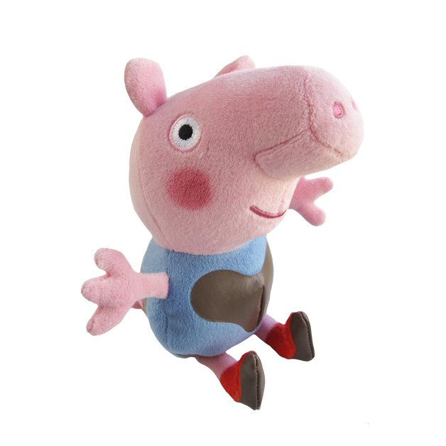 Peppa Pig Plush Toy At Mighty Ape Nz