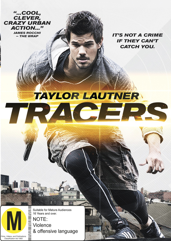 Tracers on DVD
