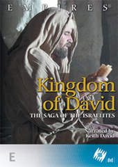 Empires: Kingdom of David - Saga of the Israelites on DVD