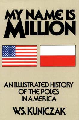 My Name Is Million by W.S. Kuniczak image