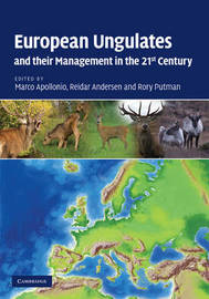European Ungulates and their Management in the 21st Century image
