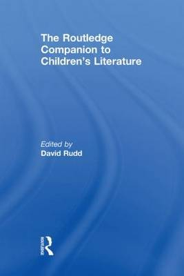 The Routledge Companion to Children's Literature image