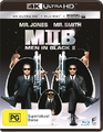 Men In Black 2 on UHD Blu-ray