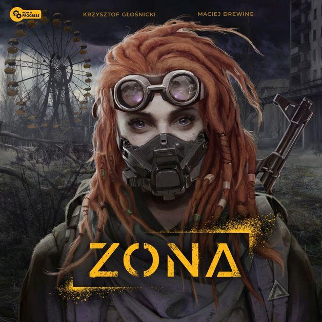Zona: The Secret of Chernobyl - Board Game