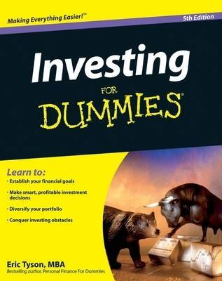 Investing for Dummies by Eric Tyson image