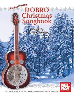 "Dobro Christmas Songbook by Lee ""Drew"" Andrews image"
