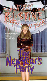 The New Year's Party by R.L. Stine image