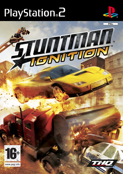 Stuntman: Ignition for PlayStation 2