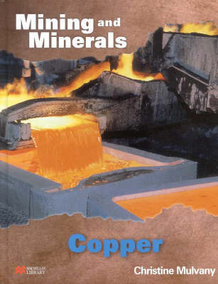 Copper -Mining by Mulvany