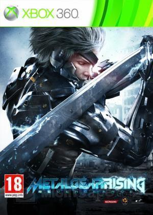 Metal Gear Rising: Revengeance for X360
