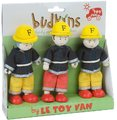 Le Toy Van: Budkins - Firefighters Gift Pack