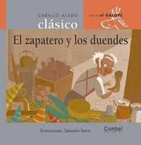 Zapatero y Los Duendes by Combel Editorial image