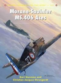 Morane-Saulnier MS.406 Aces by Kari Stenman