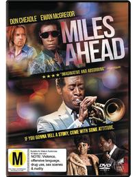 Miles Ahead on DVD