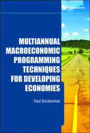 Multiannual Macroeconomic Programming Techniques For Developing Economies by Paul Beckerman image
