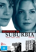 Murder In Suburbia - Series 1 (2 Disc Set) on DVD