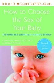 How to Choose the Sex of Your Baby by Landrum B. Shettles image