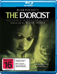 The Exorcist: The Extended Director's Cut on Blu-ray