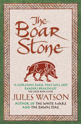 The Boar Stone by Jules Watson image