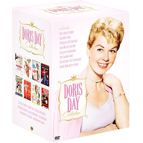 Doris Day Collection (6 Discs) on DVD image
