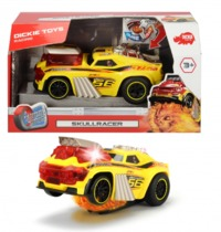 Dickie Toys: Skullracer - Lights & Sounds Car
