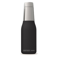 Asobu Oasis Water Bottle - Black (600ml)