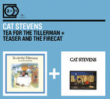 2FOR1: Tea for the Tillerman/Teaser & the Firecat by Cat Stevens