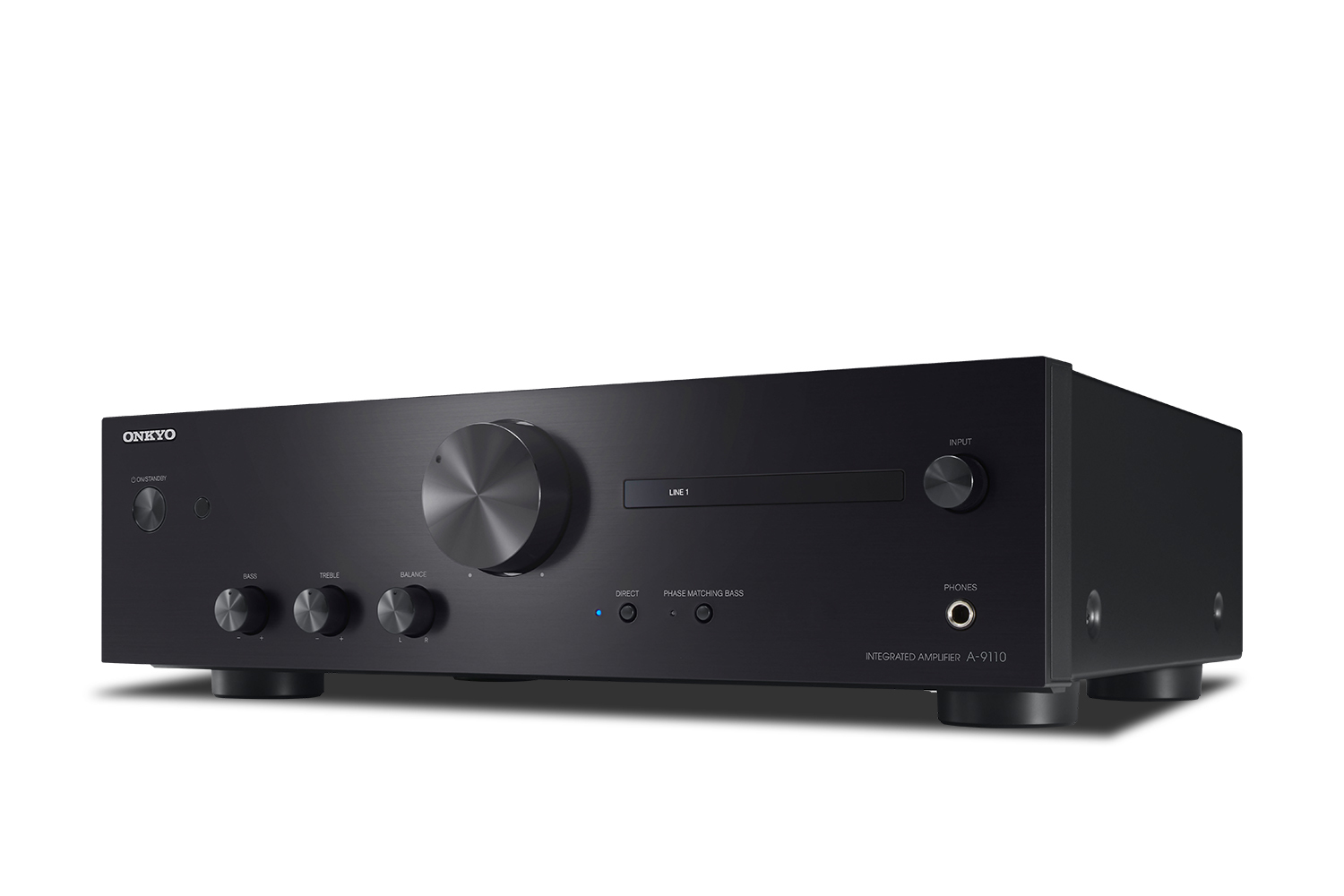 Onkyo A9110B Integrated Stereo Amplifier image