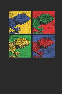 Gecko Pop Art by Gecko Publishing