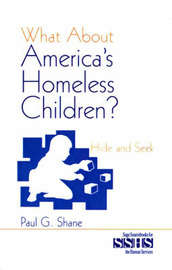 What About America's Homeless Children? by Paul G. Shane image