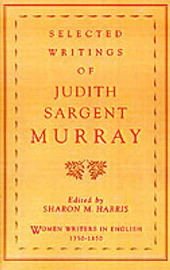 Selected Writings of Judith Sargent Murray by Judith Sargent Murray image