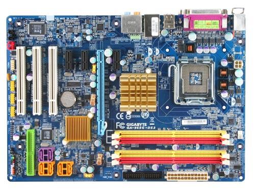 Gigabyte GA-965G-DS3 image