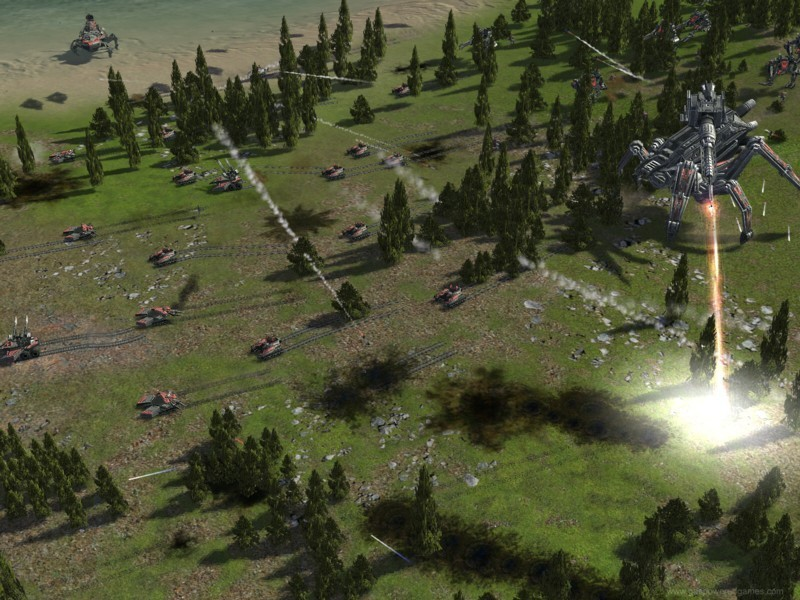 Supreme Commander for PC Games image