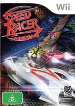 Speed Racer for Wii