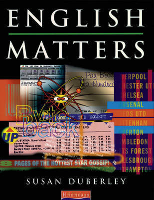 English Matters 14-16 Student Book by Susan Duberley