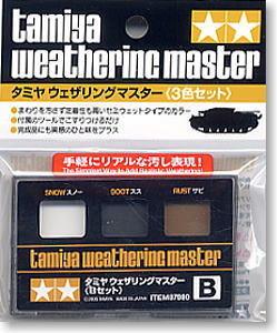 Tamiya Weathering Master Pastel Set B