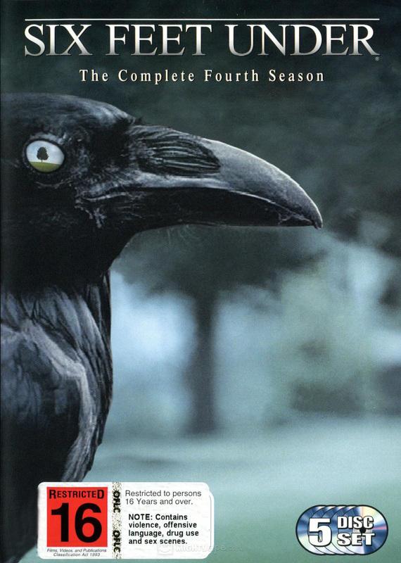 Six Feet Under - Complete Fourth Season (5 Disc) on DVD