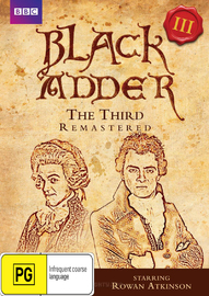 Blackadder III - (Remastered) on DVD
