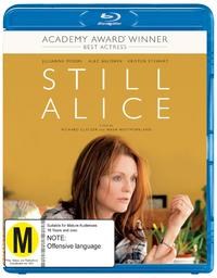 Still Alice on Blu-ray