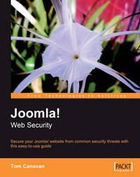 Joomla! Web Security by Tom Canavan image