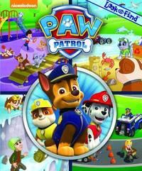 Nickelodeon Paw Patrol Look & Find