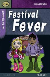 Rapid Stage 8 Set A: Star Struck: Festival Fever by Jillian Powell